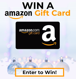 LAST CHANCE: Amazon $50 Gift Card Giveaway!